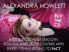 Alexandra Howlett - Buy the CD, every penny goes to FoCT